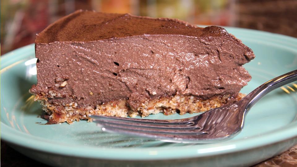 vegan-chocolate-cheesecake